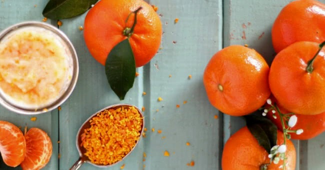 10 способов, как использовать мандариновую кожуру. Внимание: цитрусовый сезон открыт!