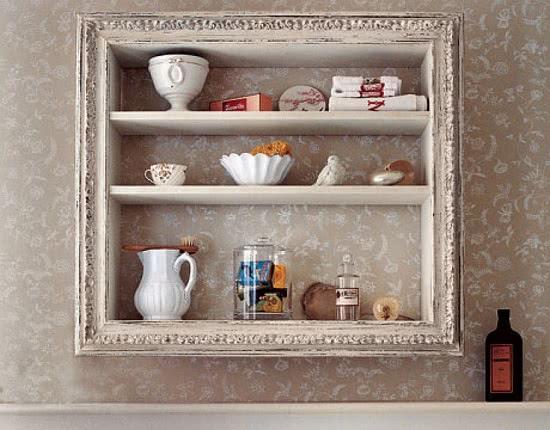12 идей необычного использования рамок. Элемент декора, который оживит любой интерьер!