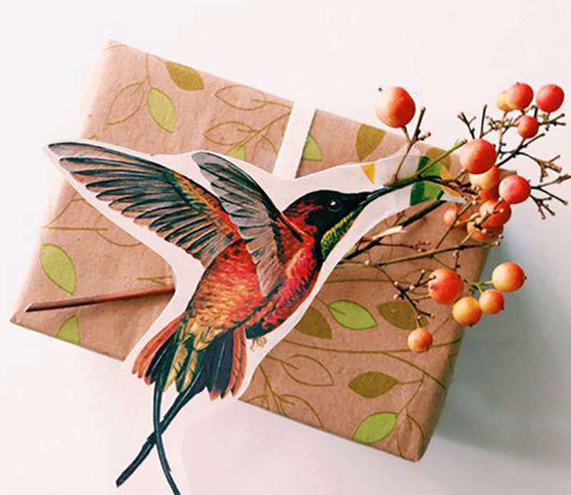 28 суперспособов, как оформить подарок оригинально. № 8 — просто восторг!