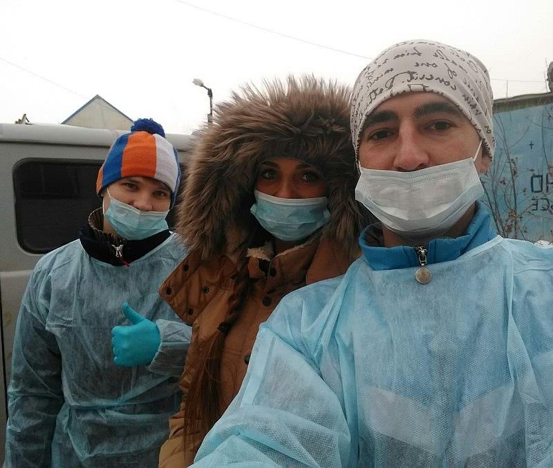 Бессребреник: врач из Челябинска Евгений Косовских каждую неделю помогает бездомным