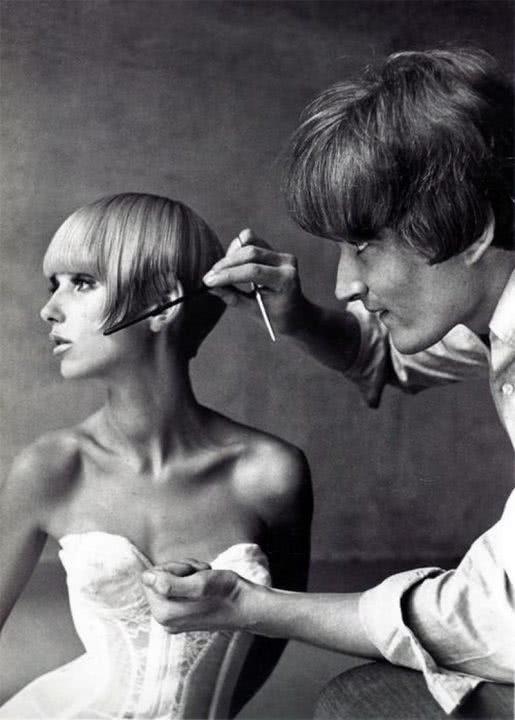 Боб-каре — его рук дело! Вот как Видал Сассун произвел революцию в мире парикмахерского искусства.