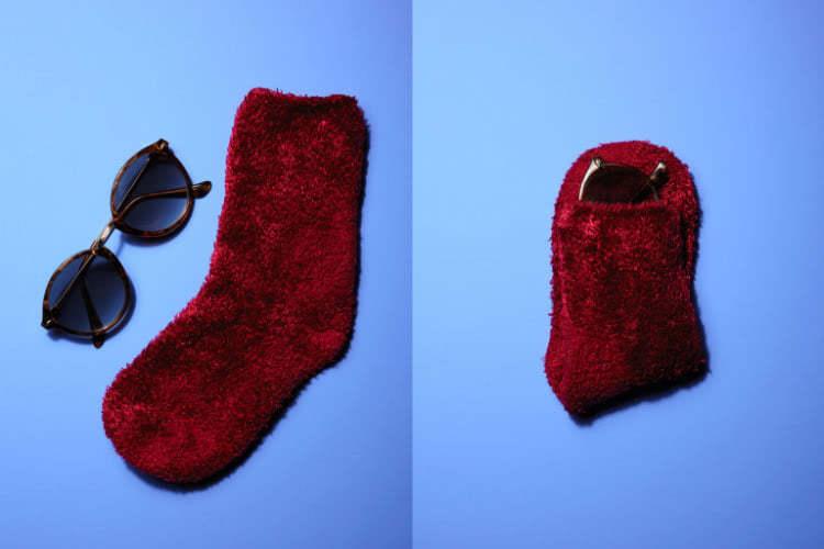 Если носок остался без пары: 10 неожиданных идей для его использования.