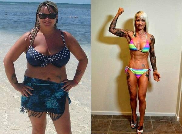 Эта женщина весила 90 килограмм и испытывала к себе отвращение. Теперь она — кумир миллионов!
