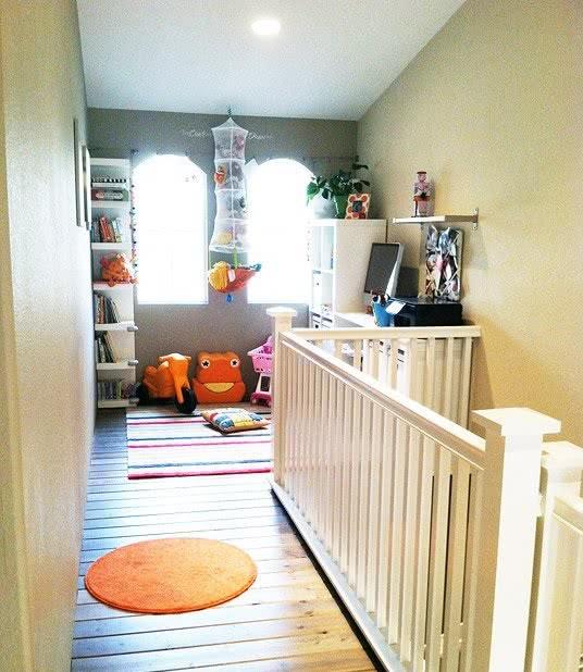Этот владелец особняка знает, как использовать каждый сантиметр дома с пользой. Шикарная идея!