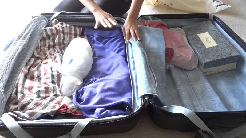 Хватит платить за перевес! 10 приемов помогут сделать багаж легким и вместительным.