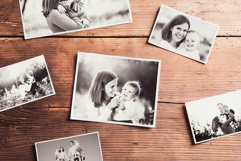 Как хранить фотографии