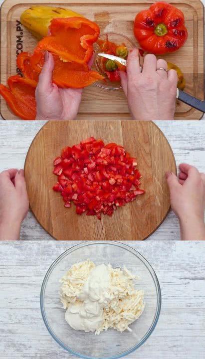 Как приготовить террин из баклажанов