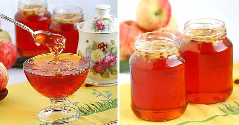 Как сварить желе из яблок