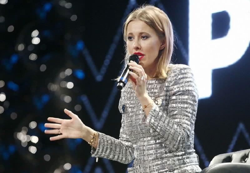 Ксения Собчак поделилась своими правилами успеха. Кто бы что ни говорил, она сделала себя сама!
