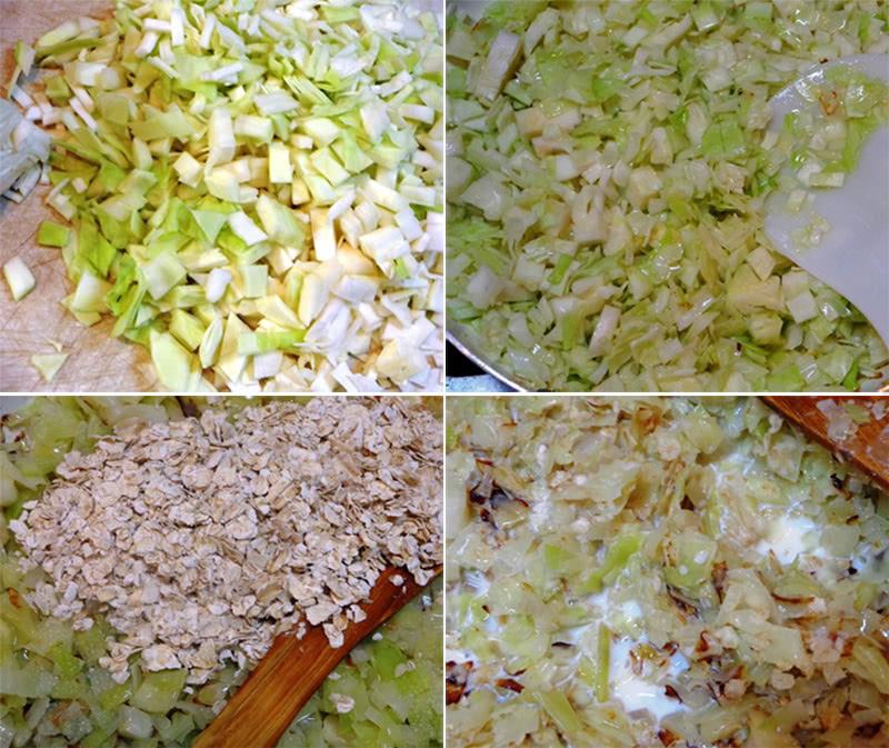 Мама всегда готовила эти капустные котлеты для меня. Диетическое блюдо для завтрака, перекуса и прекрасной формы.