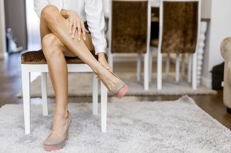 Не давай лифме застаиваться! Если ноги отекают, важно не допустить губительной ошибки…