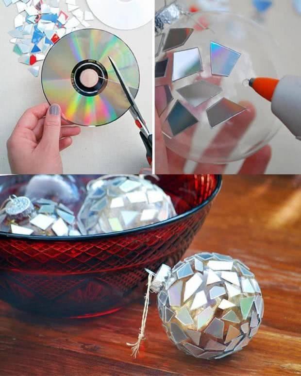 Ни в коем случае не выбрасывай старые диски! То, что из них можно сделать — просто гениально…