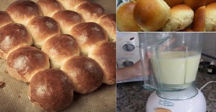 После того как я узнала про хлеб в блендере, больше не беру магазинный.