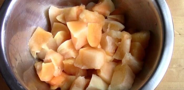 Рецепт пирога из тыквы