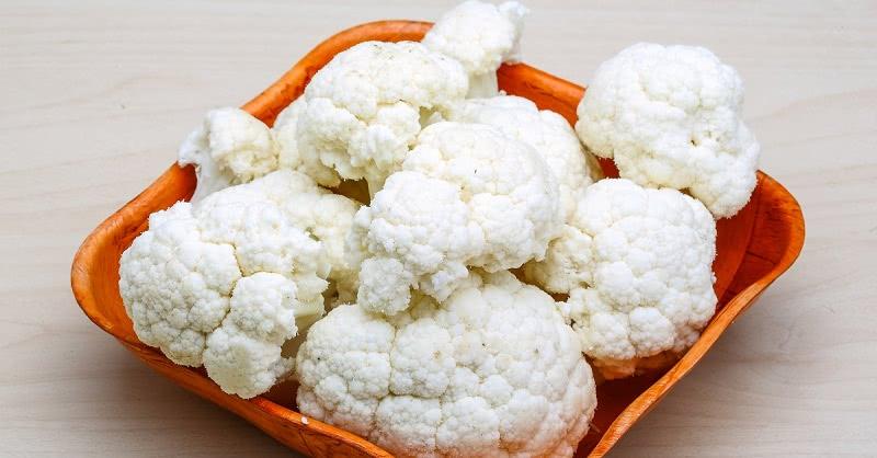 Рецепт риса из цветной капусты