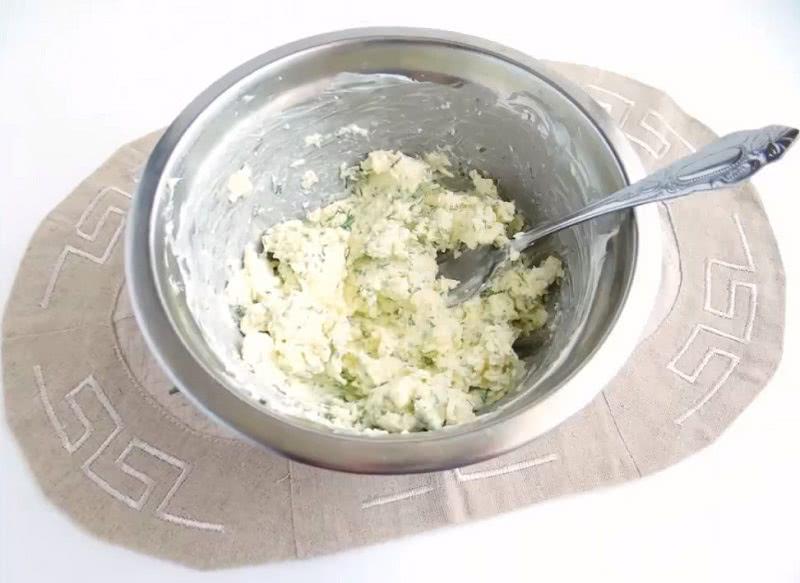 Рецепт яичного рулета