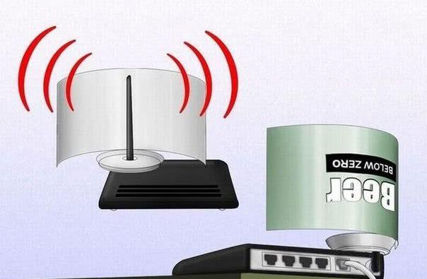 Слабый сигнал Wi-Fi? Решить проблему можно с помощью обычной жестяной банки!