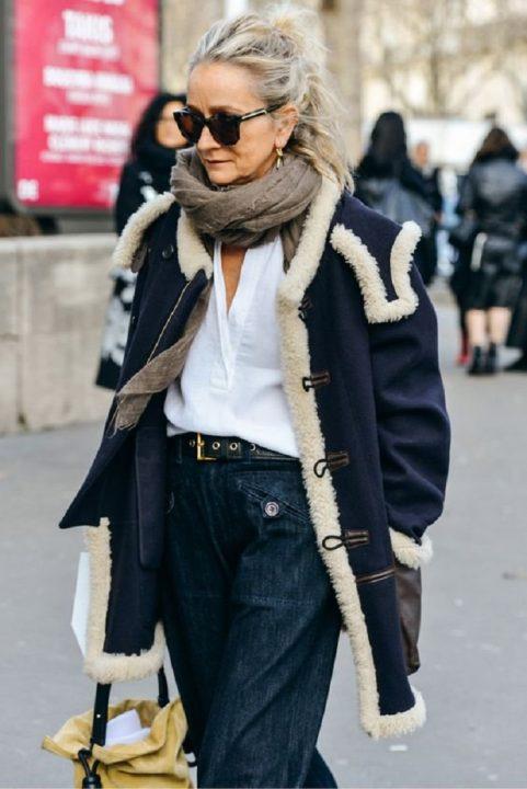 Стильный зимний гардероб для женщин 40–50 лет: вещи, которые подчеркивают красоту этого возраста.
