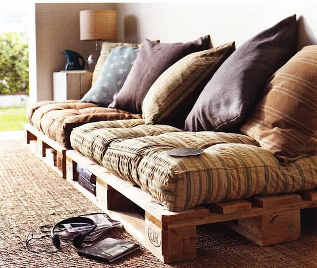 Такого ты бы не придумал сам! 14 гениальных вещей из простых деревянных поддонов.