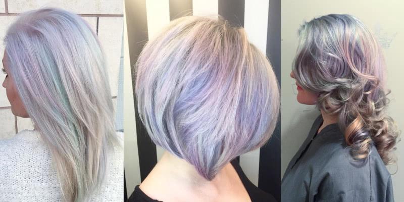 В 2018-м на смену блонду пришел… Вот что делают современные леди со своими волосами!