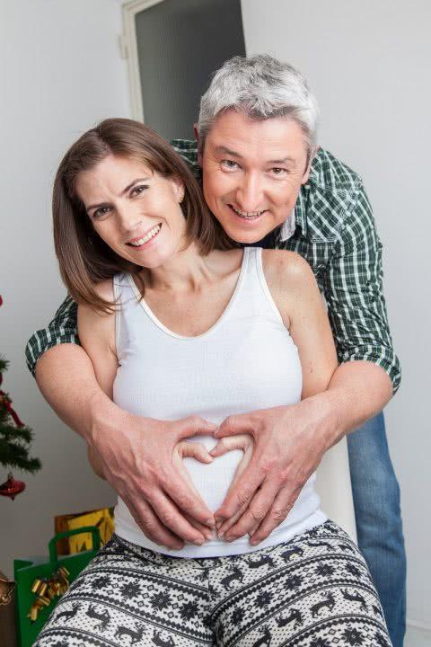 В каком возрасте лучше рожать