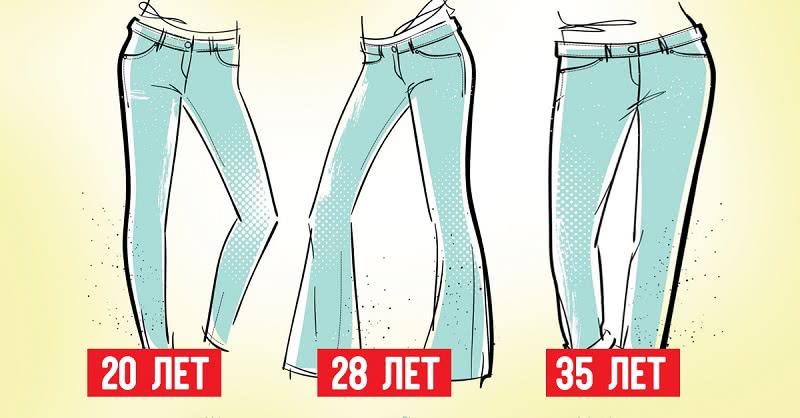 Вот в каком возрасте женщинам следует отказаться от длинных волос, узких штанов и современной техники. Я возмущена!