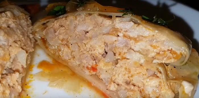 Возьми кочан капусты и вырежь из него кочерыжку, а затем… Секретное цыганское блюдо!