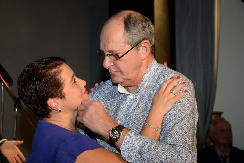 Всё ради любви! 56-летняя жена Эммануила Виторгана сама выносила и родила ребенка.