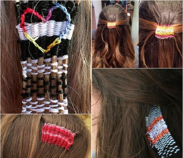 Вышивка на волосах: новый тренд, покоривший сердца модниц всего мира!