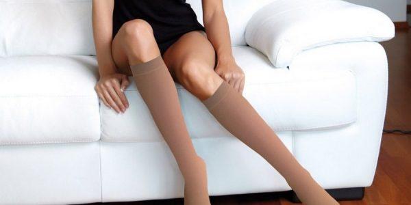 Стоит ли использовать компрессионные гольфы для профилактики застоя крови в голени