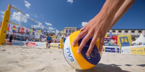 Как выбрать мяч для пляжного волейбола
