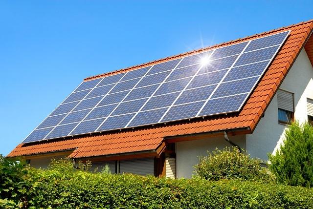 солнечные батареи в доме