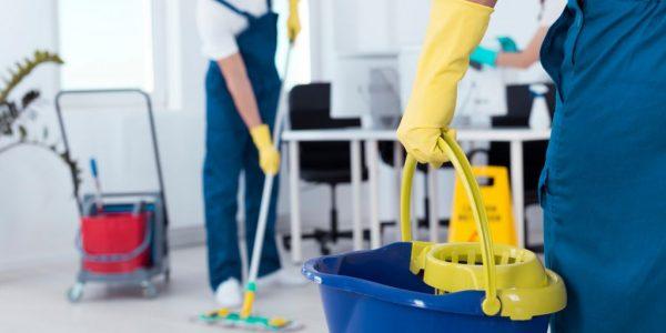 Уборка в офисе: как выполняется и где найти подрядчика